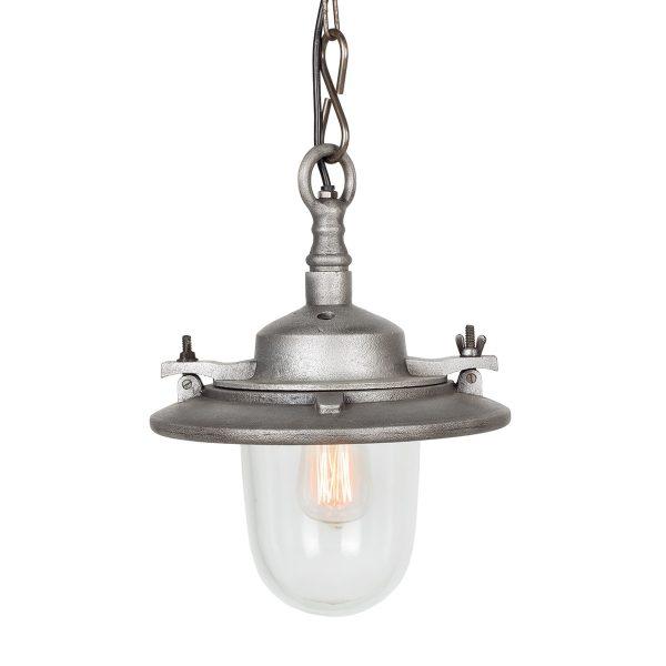 Lampe vintage industriel.