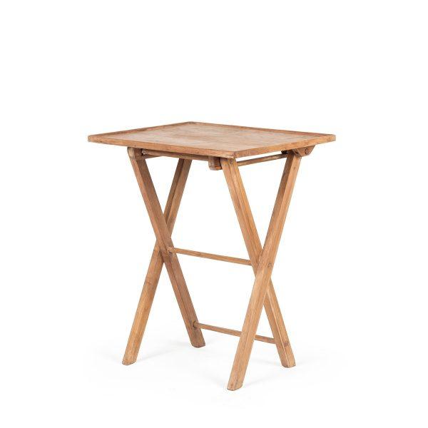 Mesa para recepción.
