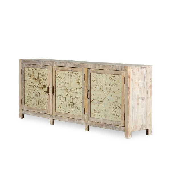 Commode commerciale vintage.