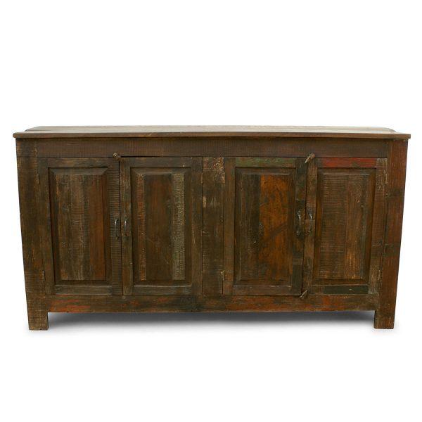 Mueble aparador de madera.