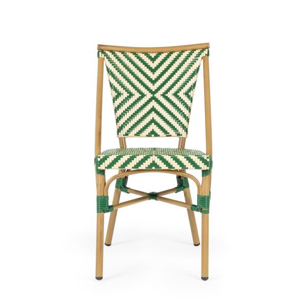 Parisian chairs.