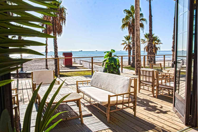 Proyecto de terraza Playachica.