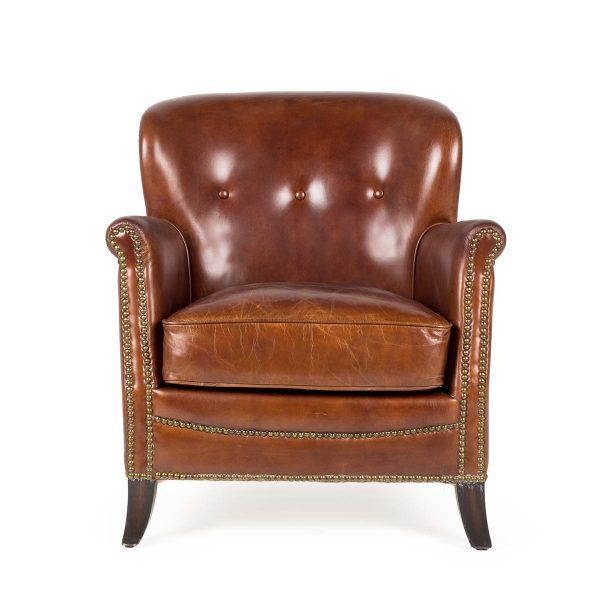 Vintage armchairs.