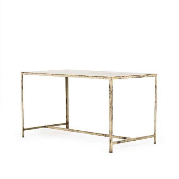 Metal commercial table.