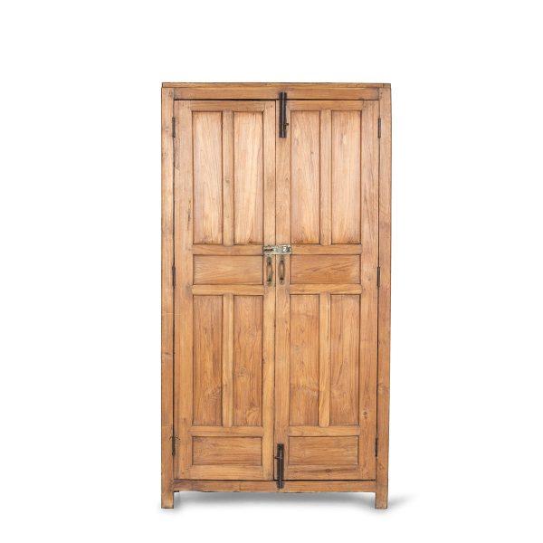Présentoir bois pour magasin.