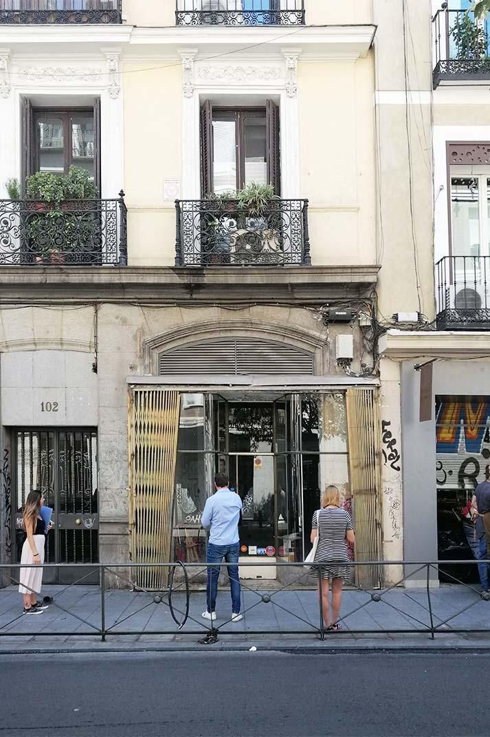 Reforma de locales en Madrid.