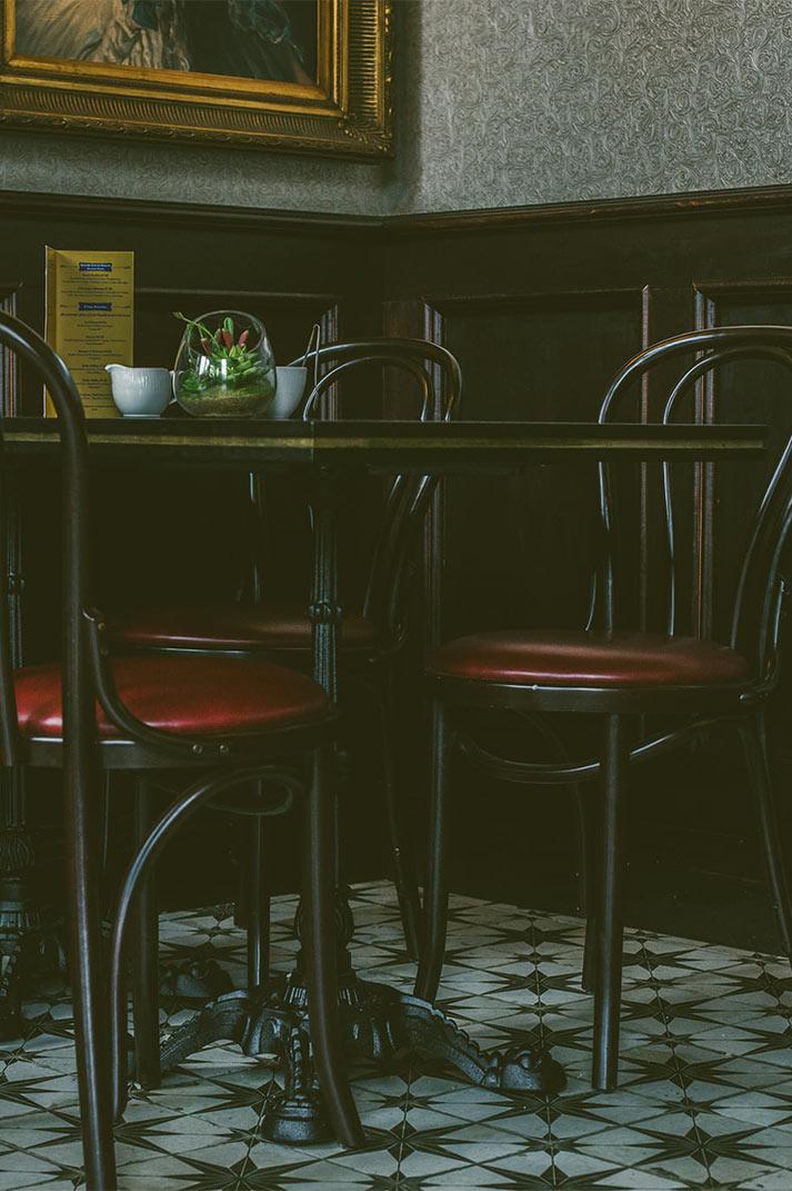 Café Parisien en Belfas