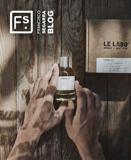 Conception de parfumeries.