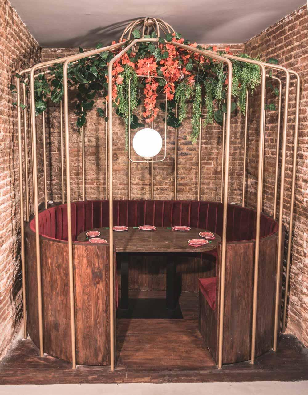 Création de restaurants chinois.
