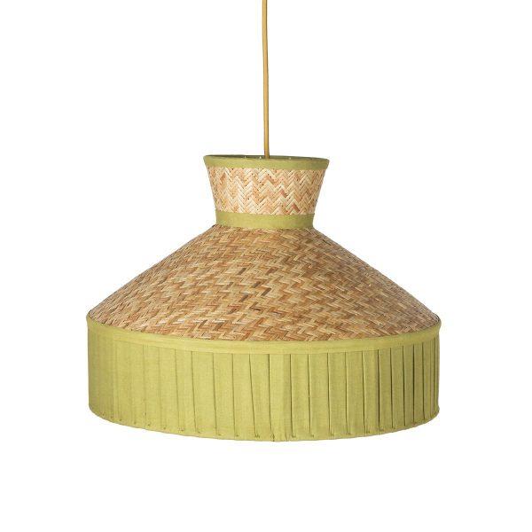 Lampes rétro de plafond.