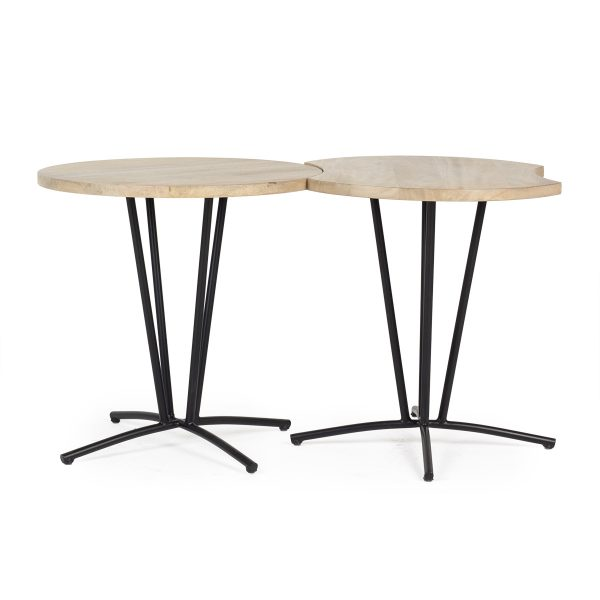 Mesas cafetería Apple.