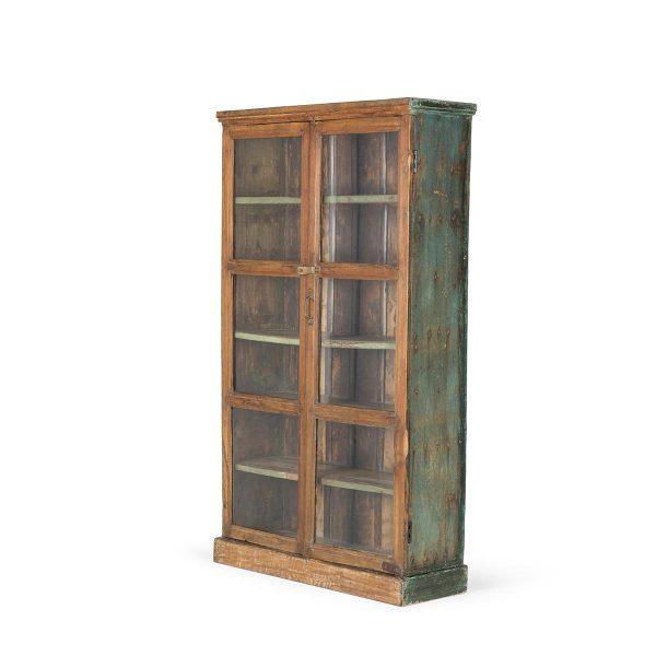 Mobiliario librería antiguo.
