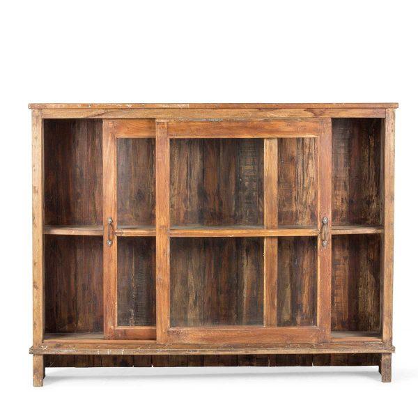 Mueble consola para recibidores empresariales.