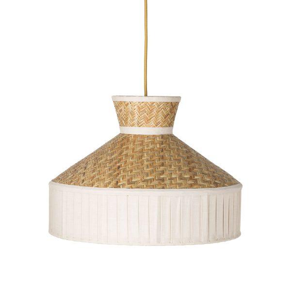 Retro ceiling lamps.