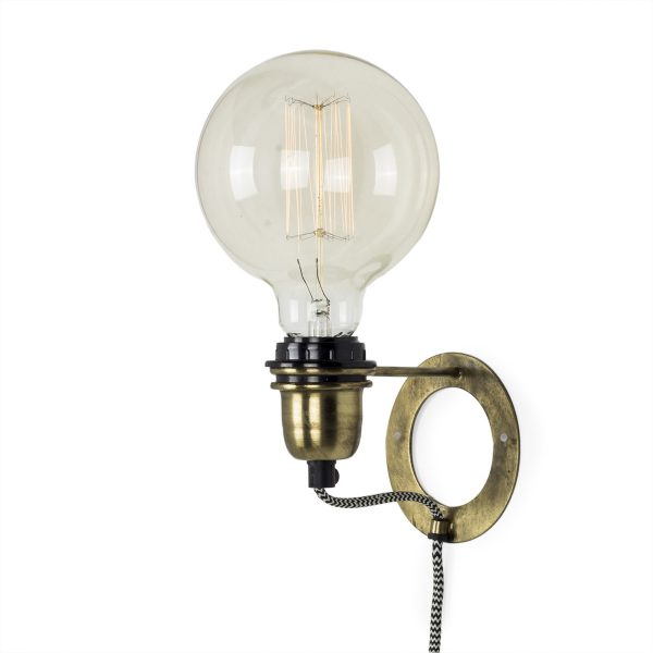 Wall sconce.