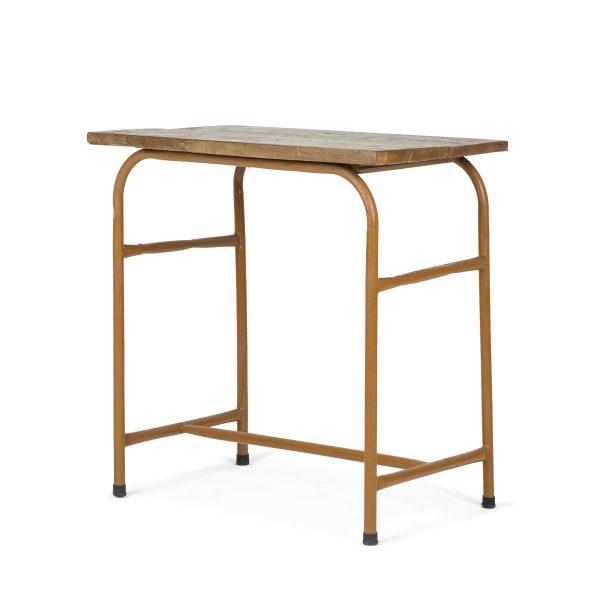 Antique school table.