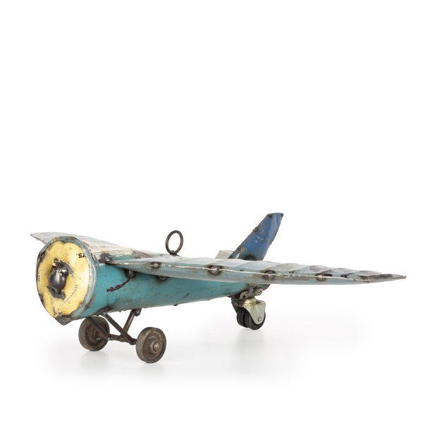 Aviones para decoración infantil.