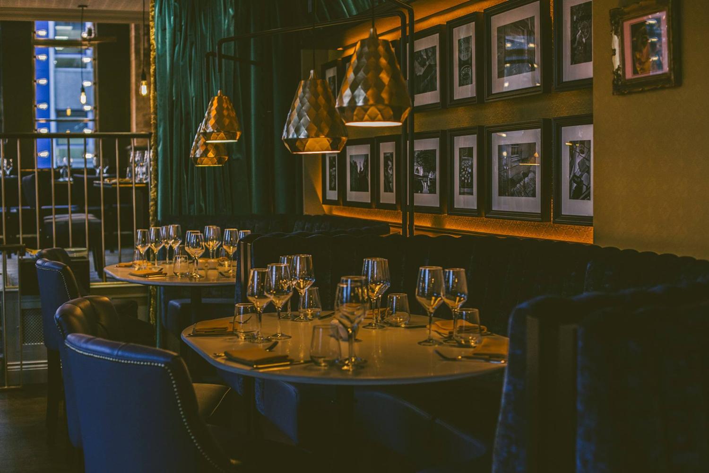 Café Parisien, la cafétéria du Titanic.
