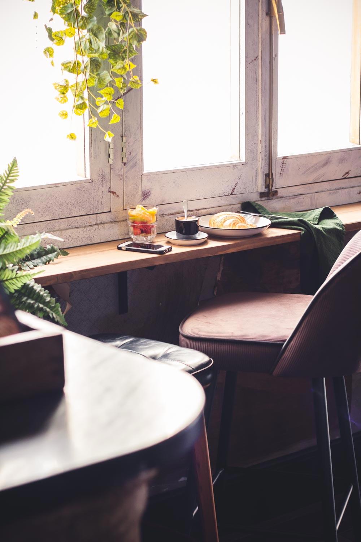 Mobiliario para restaurantes.