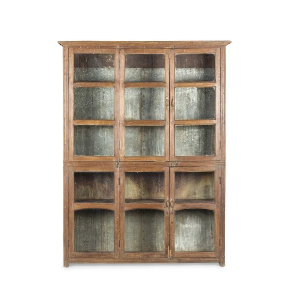 Old display cabinet.