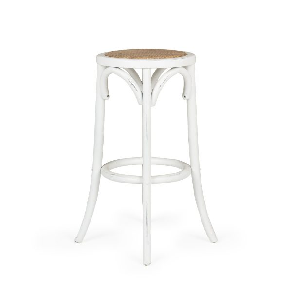 Restaurant bar stool.