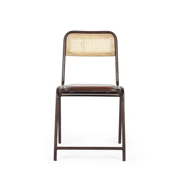 Restaurant chair.