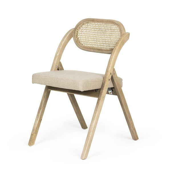 Restaurant folding chair.