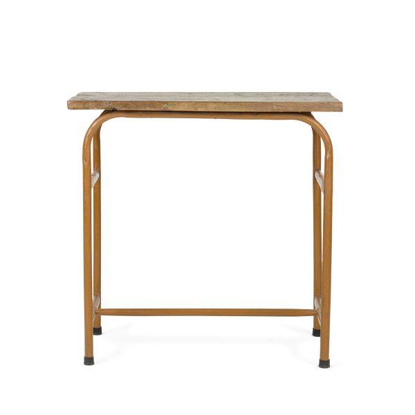 School tables.