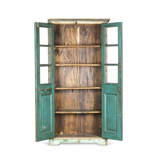 Second-hand commercial cabinet.