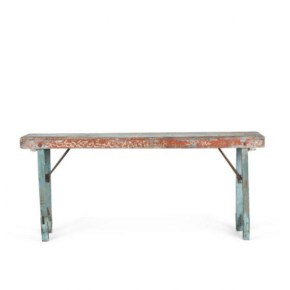 Vintage tables.
