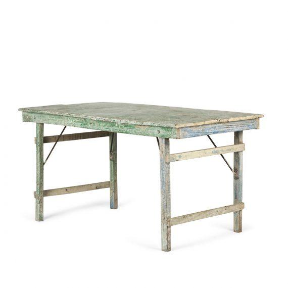Vintage wedding tables.