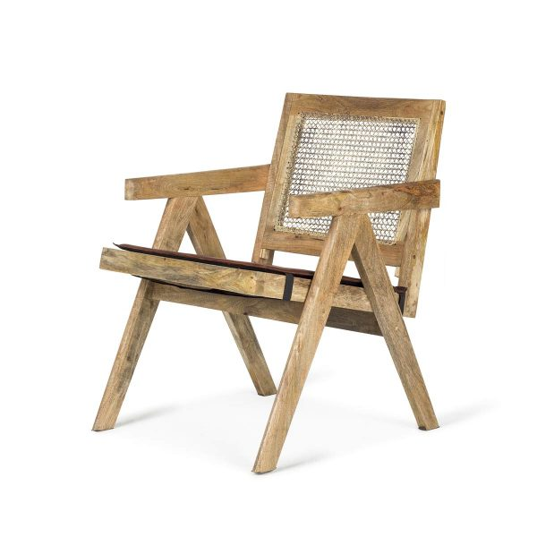 Waiting room chair.