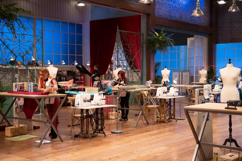 Atelier de Maitres de la Couture.