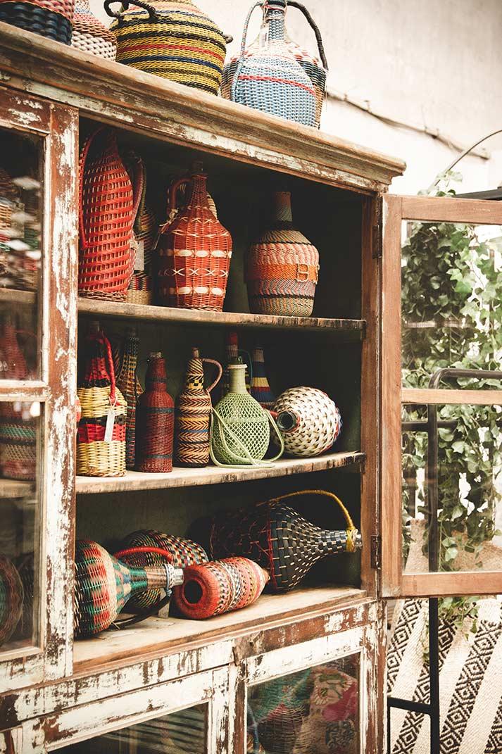 Antigüedades decoración.