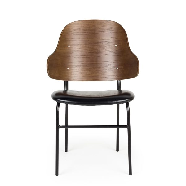 Chaise pour hôtellerie Mid Century.