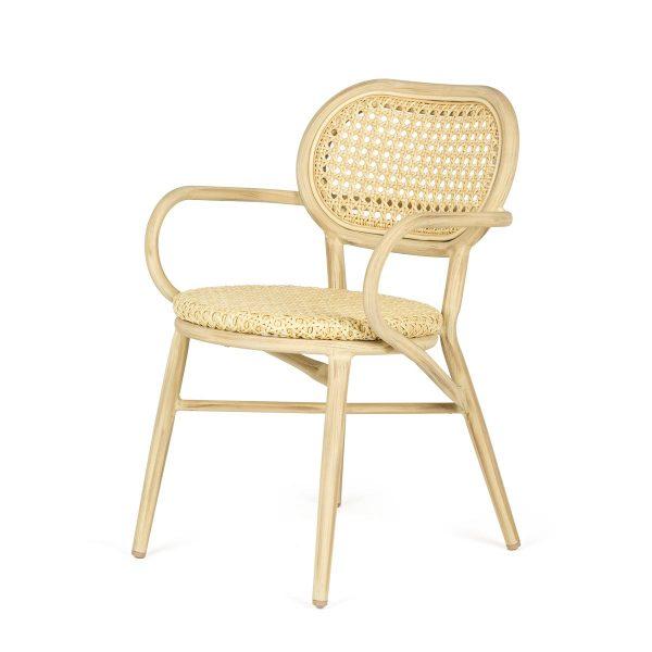 Chaises de terrasse KEILA.