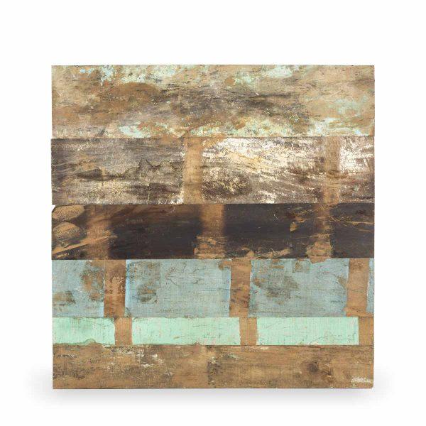 Paneles de madera.