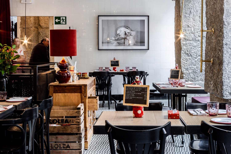 Interiorismo vintage para hostelería.