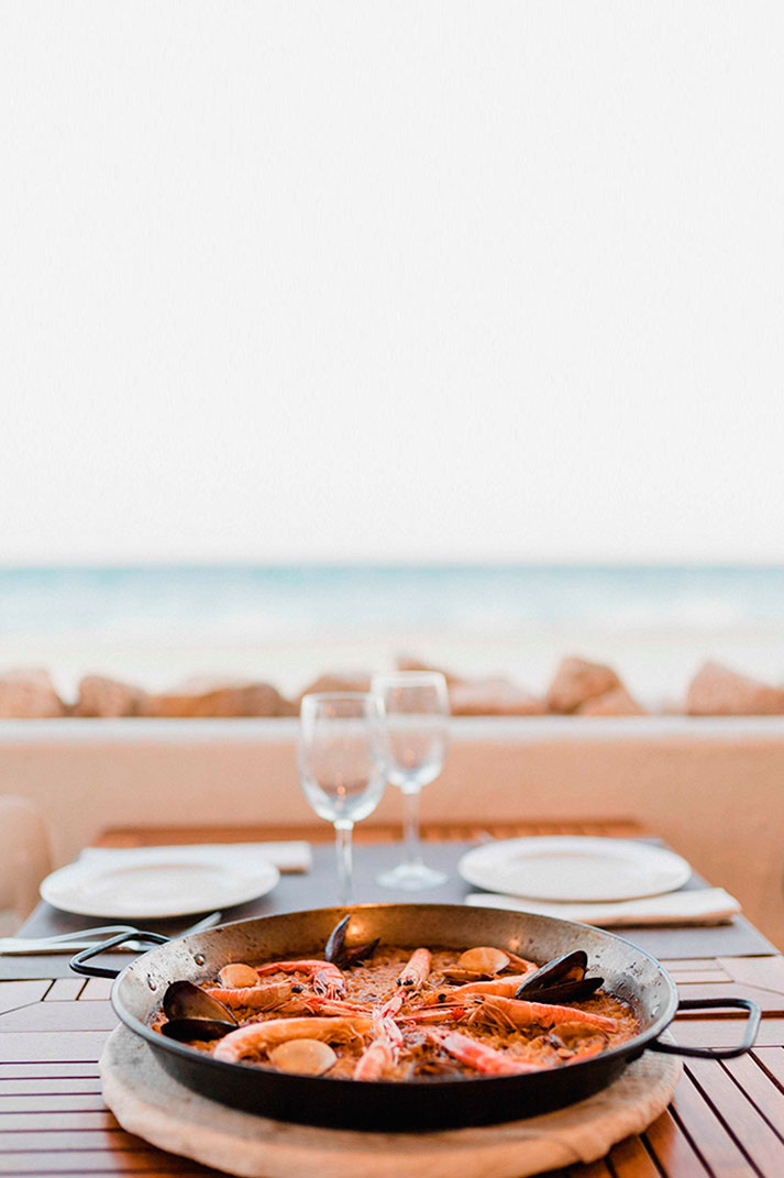 Décoration restaurant bord de mer...