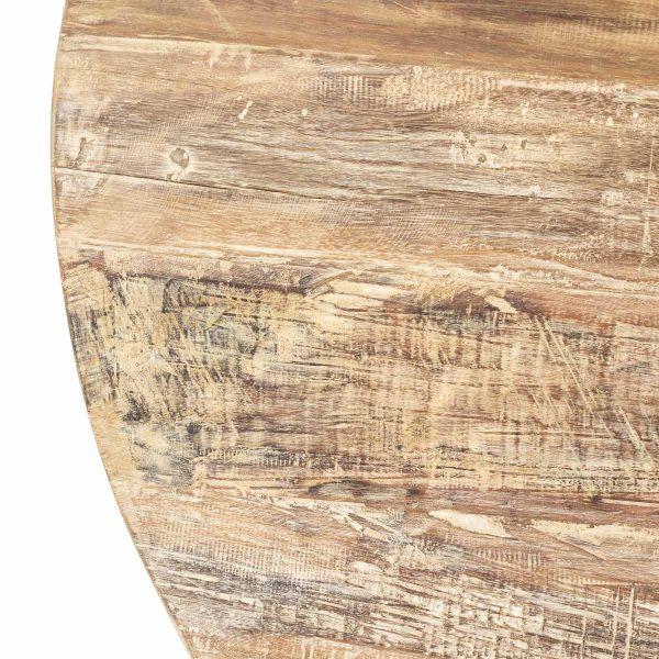 Sobres de mesa en madera.