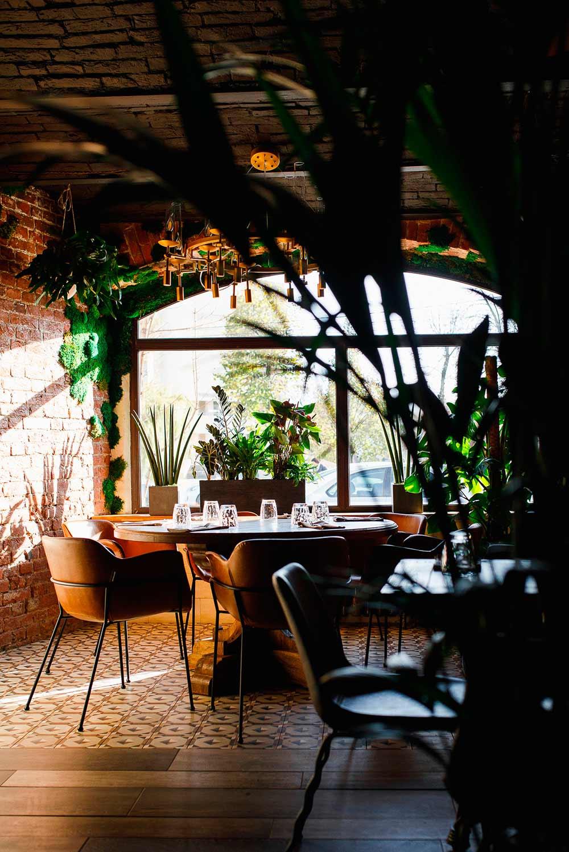 Projets décoration gastrobar restaurant.