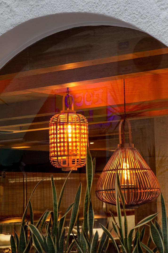 Design concept de restaurant.